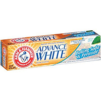 Advance White Baking Soda & Peroxide Toothpaste