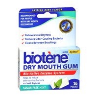 Dry Mouth Gum