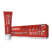 Optic White Anticavity Fluoride Toothpaste - Sparkling Mint