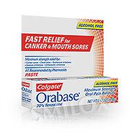 triamcinolone dental paste for canker sores