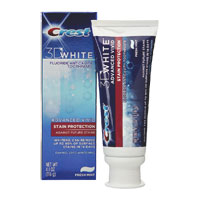 3D White Advanced Vivid Stain Protection Toothpaste