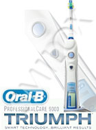 Oral-B Triumph Toothbrush