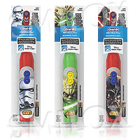 Pro-Health Jr. Star Wars Battery Power Toothbrush