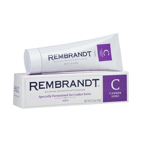 Oral B Rembrandt Canker 110