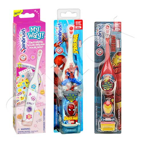 CREST SPINBRUSH | PRO | KIDS | Battery Powered Electric Toothbrush by indianheadprimefavor.tkarance Items· Complete Care· Body Glow· Teeth Whitening/10 (1, reviews).