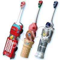 Oral-B Stages Kids Battery Power Toothbrush (1 brush) Kids love the fun of Disney characters, and parents love the clean. A rotating PowerHead reaches, surrounds and cleans multiple surfaces in 6 ways for a thorough clean.