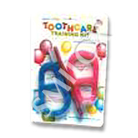 Infant-Toddler Toothcare Training Kit