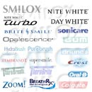 Nite White,Opalescence,Oral-B,Sonicare,Zoom,Breath Rx,Crest