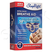 Intra-Nasal Breathe Aid - 45 Day Supply
