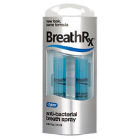 Anti-Bacterial Breath Spray 2pk