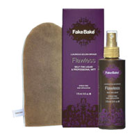 Flawless Self-Tan Liquid & Professional Mitt