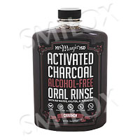 Activated Charcoal Oral Rinse - Cinnamon