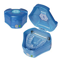 NatureZone Oral Appliance Sanitizer & Deodorizer