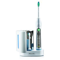FlexCare+ Complete Gum Care Toothbrush Plus Sanitizer